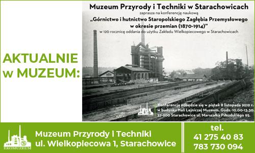 Muzeum Przyrody i Techniki w Starachowicach